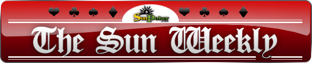 SunPoker Newsletter